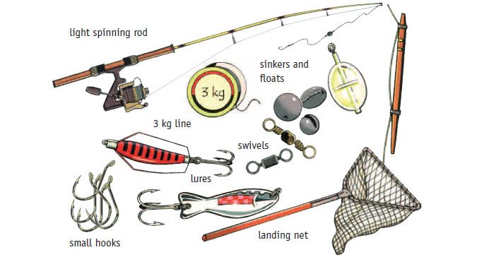 gear you will need for recreational fishing fishingmobile