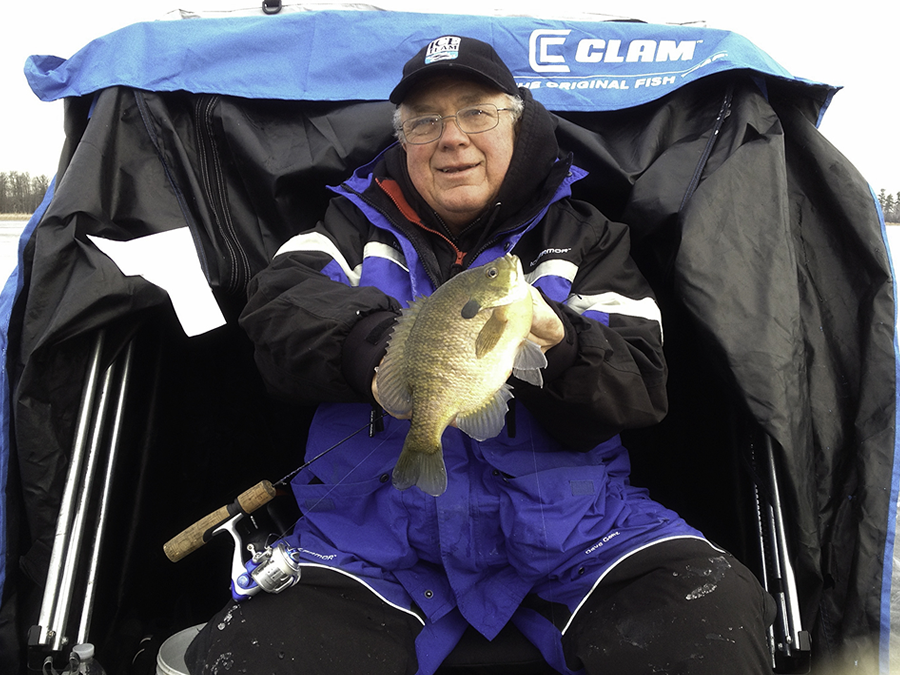 Ice Fishing Safely