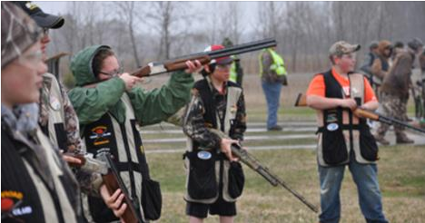 Minnesota State High School Clay Target League Facebook Picture