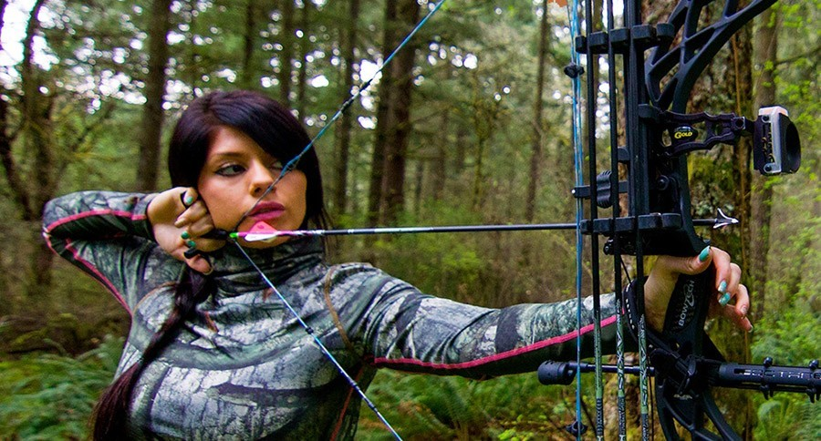 10 Best Hunting Bows For Women 2015 Edition Fishingmobile