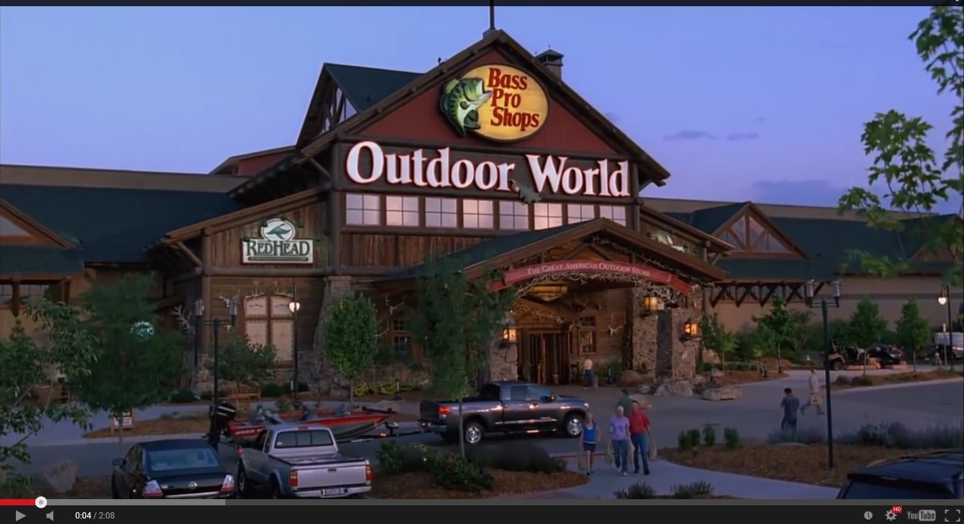 Bass Pro Shops to open third Ohio store in Summit County near Cleveland – FishingMobile