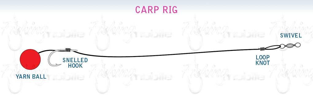 how to set up a catfish rig